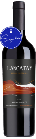 Lancatay Malbec Merlot 2020